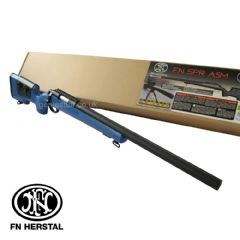 Official FN Herstal SPR A5M Airsoft Sniper Rifle 2-Tone
